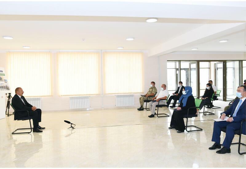 Президент Ильхам Алиев: Если есть Восточный Зангезур, то значит, есть и Западный