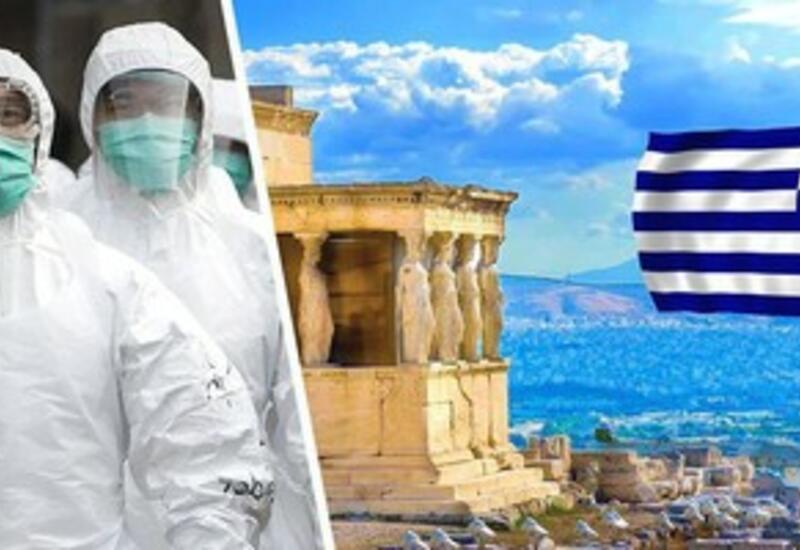 Группа туристок сбежала из карантинного отеля в Греции