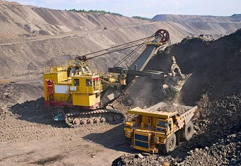 Азербайджан увеличил импорт продукции горнодобывающей промышленности из Турции