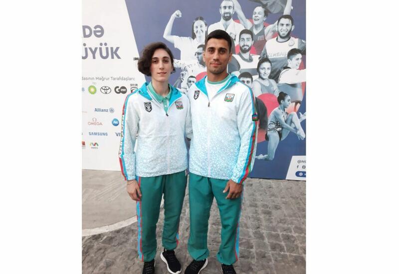 Презентована форма команды Азербайджана на Олимпийских играх в Токио