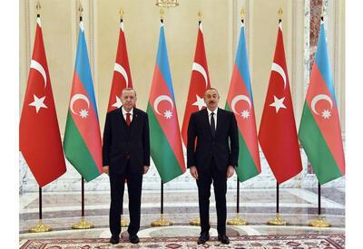 Президент Ильхам Алиев: Азербайджан всегда находится рядом с Турцией
