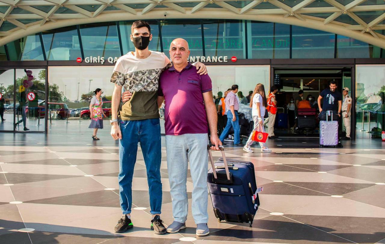 Из Турции на родину после лечения вернулись еще 3 участника войны