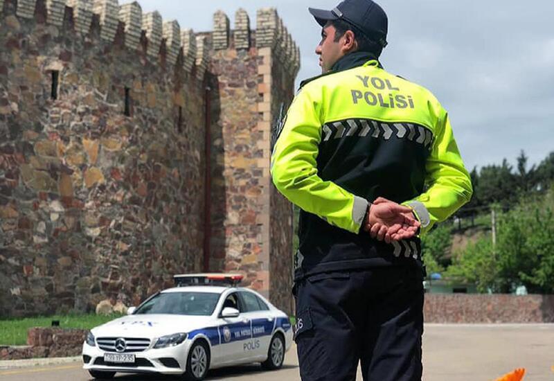 Дорожная полиция Баку обратилась к водителям в связи с Гурбан байрамы