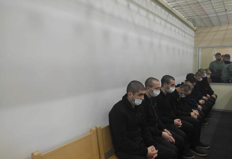 В Баку перенесено заседание суда над членами армянской вооруженной группировки