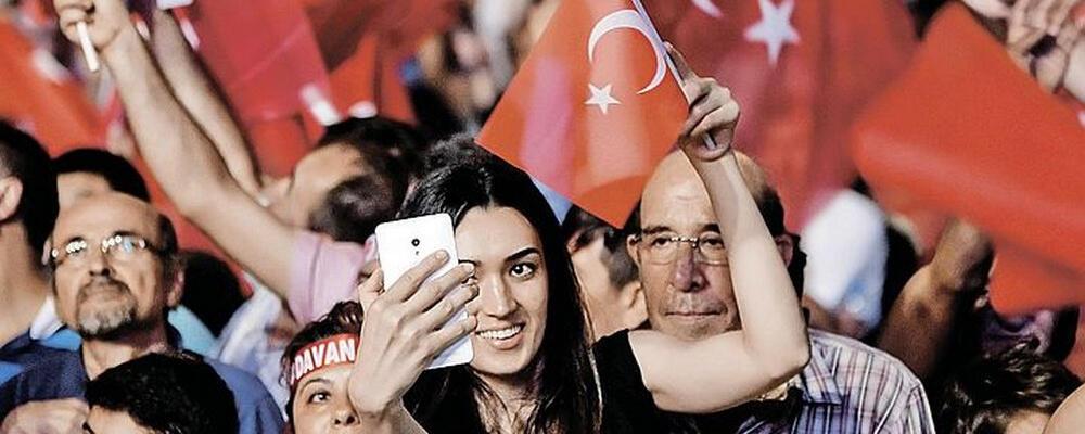 События 15 июля 2016 года сделали Турцию сильнее
