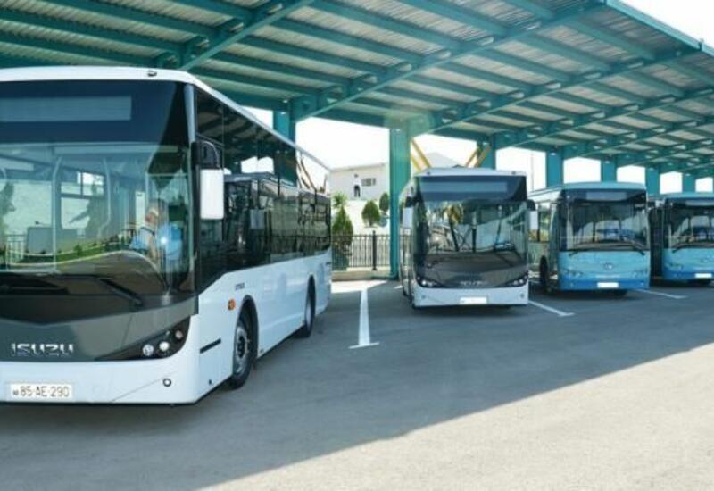 Обнародована стоимость билетов на автобусные рейсы Баку-Нахчыван