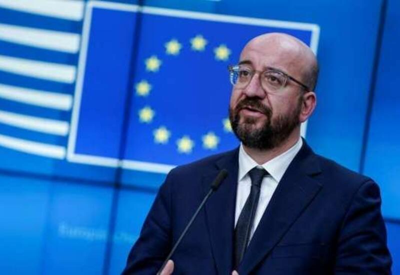Президент Совета ЕС Шарль Мишель едет в Азербайджан