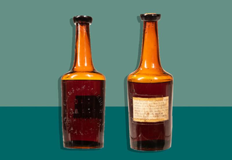 Самую старую в мире бутылку виски продали на аукционе за несколько миллионов