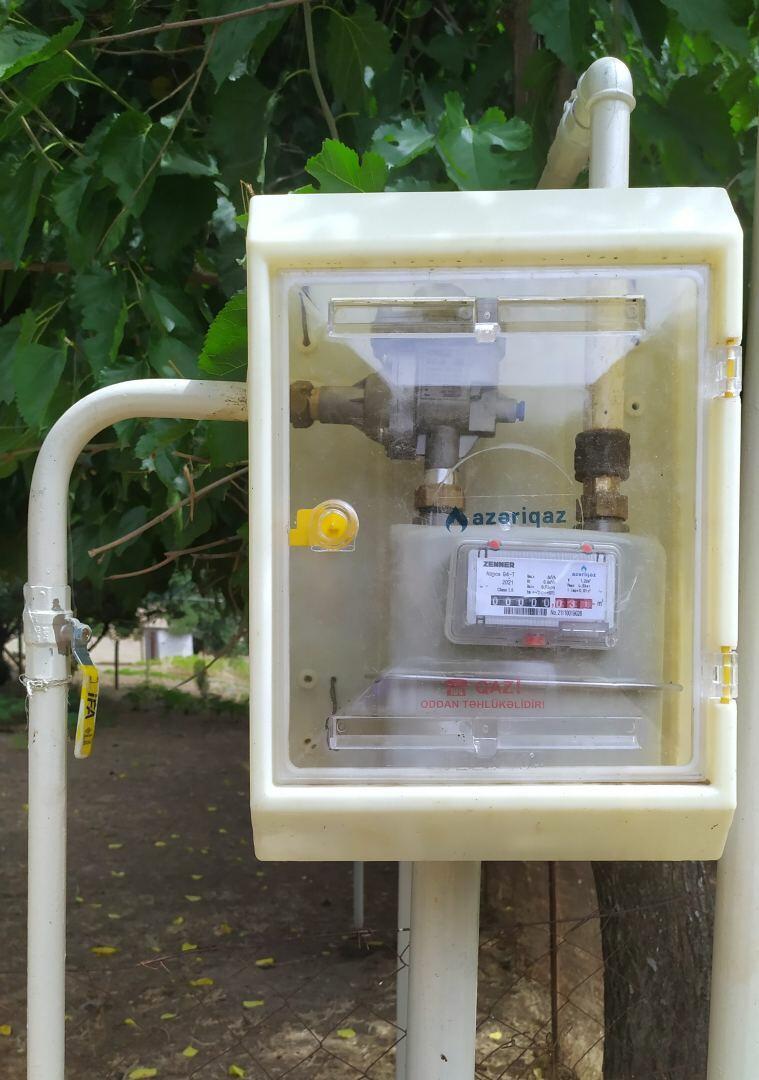 В 2 районах Азербайджана газифицировано более 300 домов