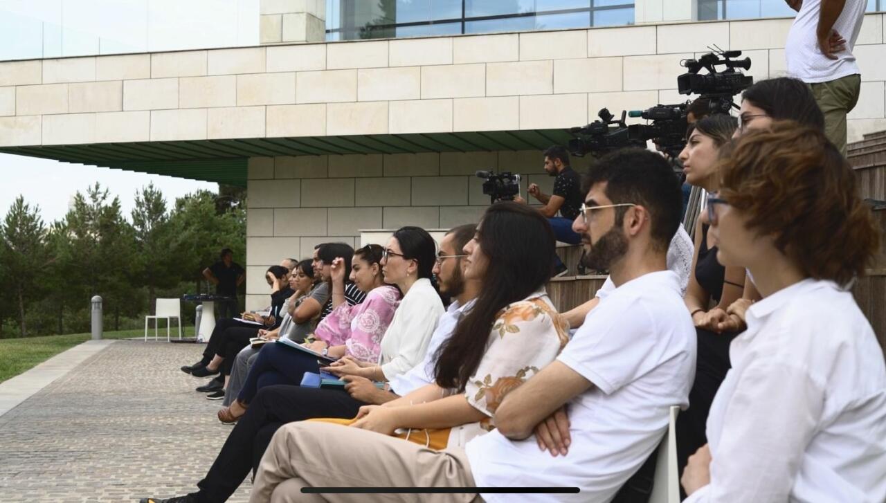 Экоактивисты добились пресечения незаконной вырубки деревьев в Азербайджане