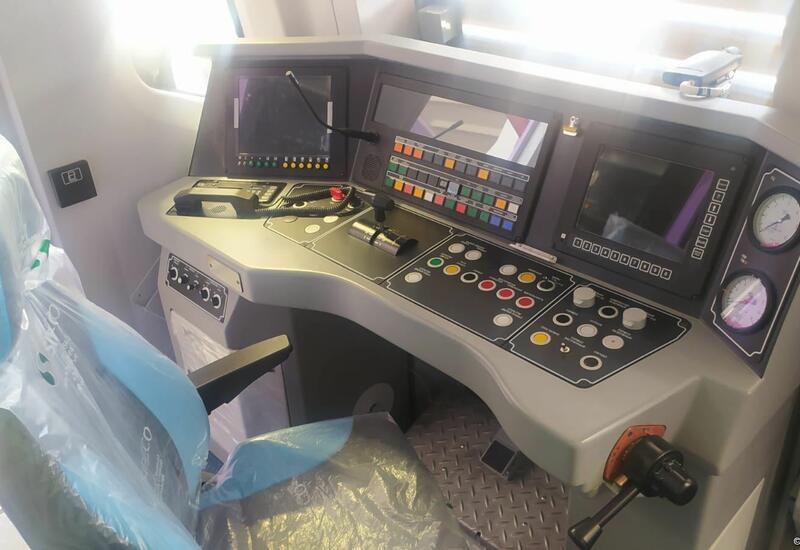 В бакинском метро появятся поезда без машинистов