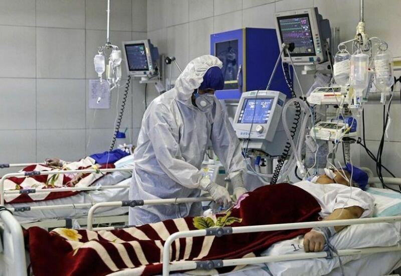 В Иране за последние сутки от коронавируса умерли 466 человек