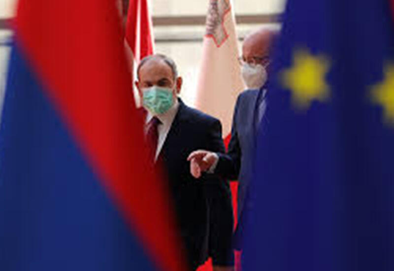 Пашинян с Европой разыгрывают антироссийский сценарий