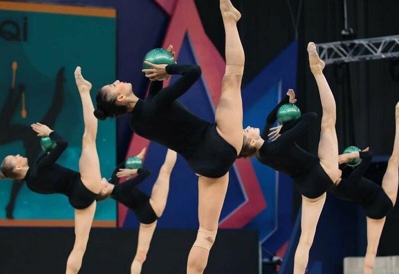 Токио-2020: Стартовали соревнования по художественной гимнастике
