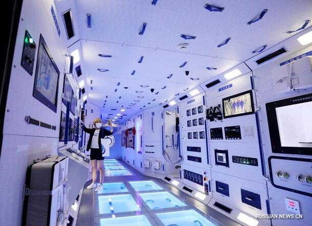 В Шанхае заработал крупнейший планетарий в мире