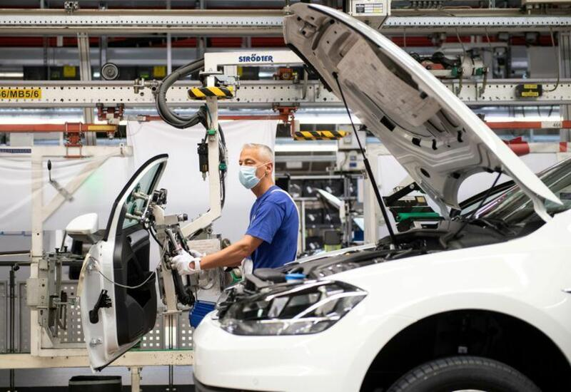 Производство машин и оборудования в Азербайджане значительно выросло