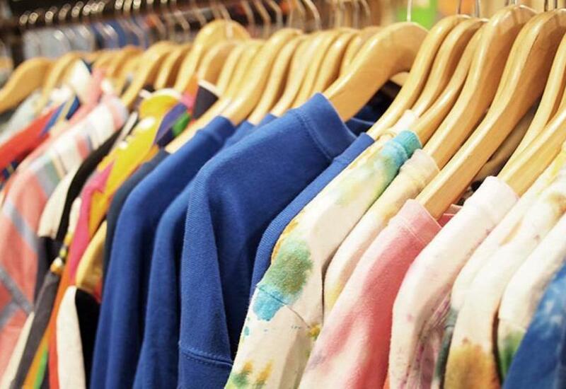 Азербайджан увеличил импорт готовой одежды из Турции