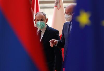 Европа, как и Москва слезам не верит  - на что жаловался Пашинян Шарлю Мишелю