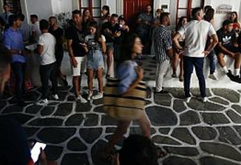 На туристическом острове в Греции ввели ограничения