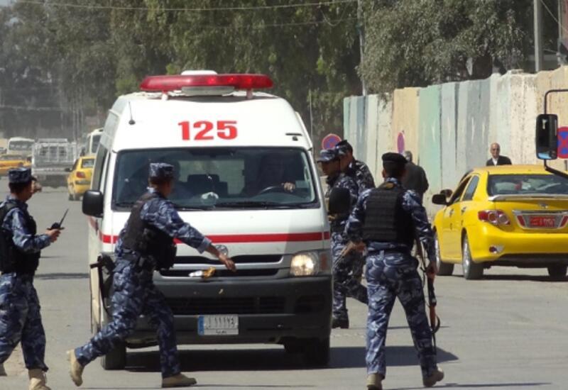 Сильный взрыв в Багдаде