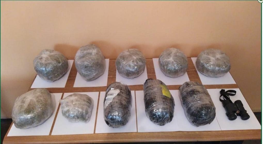 Госпогранслужба пресекла контрабандный ввоз наркотиков из Ирана