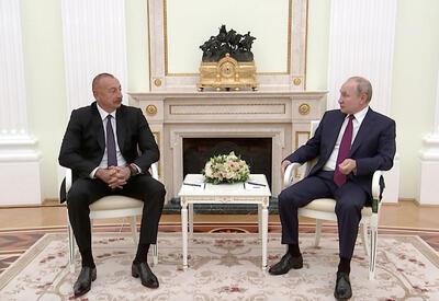 Президент Ильхам Алиев: Мы настроены решительно на то, чтобы постконфликтный период протекал максимально безболезненно