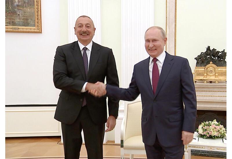 Азербайджан и Россия сверили часы и планы на регион