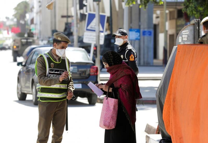 В Марокко вводится запрет на перемещения в ночное время
