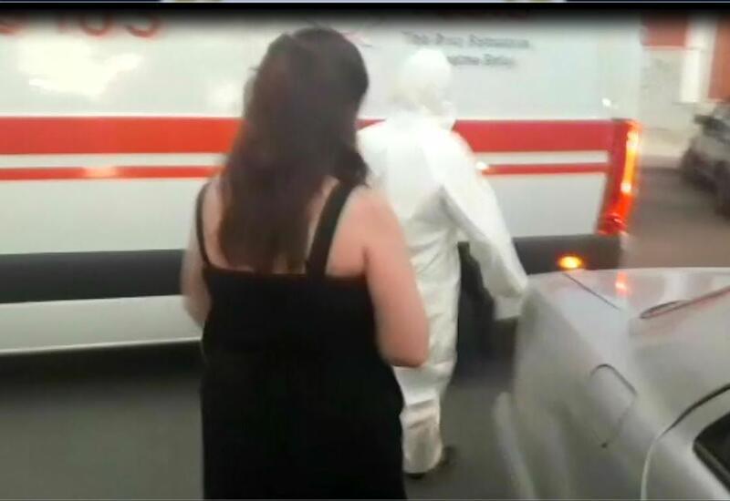 В Исмаиллы больная коронавирусом женщина пришла на свадьбу