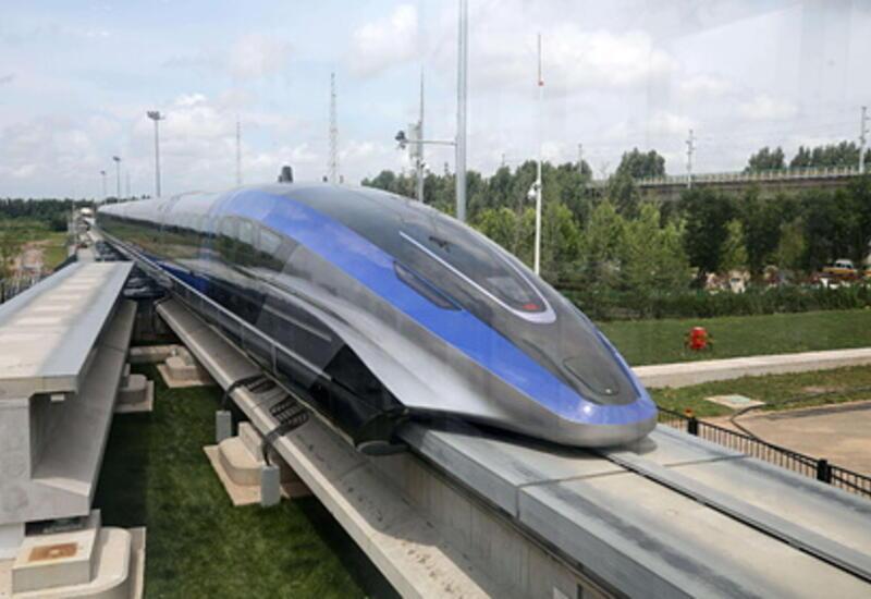 Китайцы создали самый быстрый в мире наземный транспорт