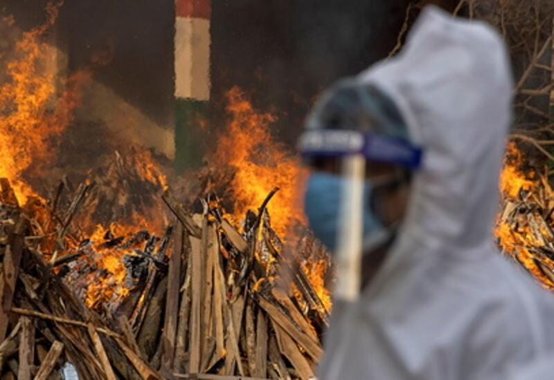 Индию заподозрили в занижении числа погибших от COVID-19 в десять раз