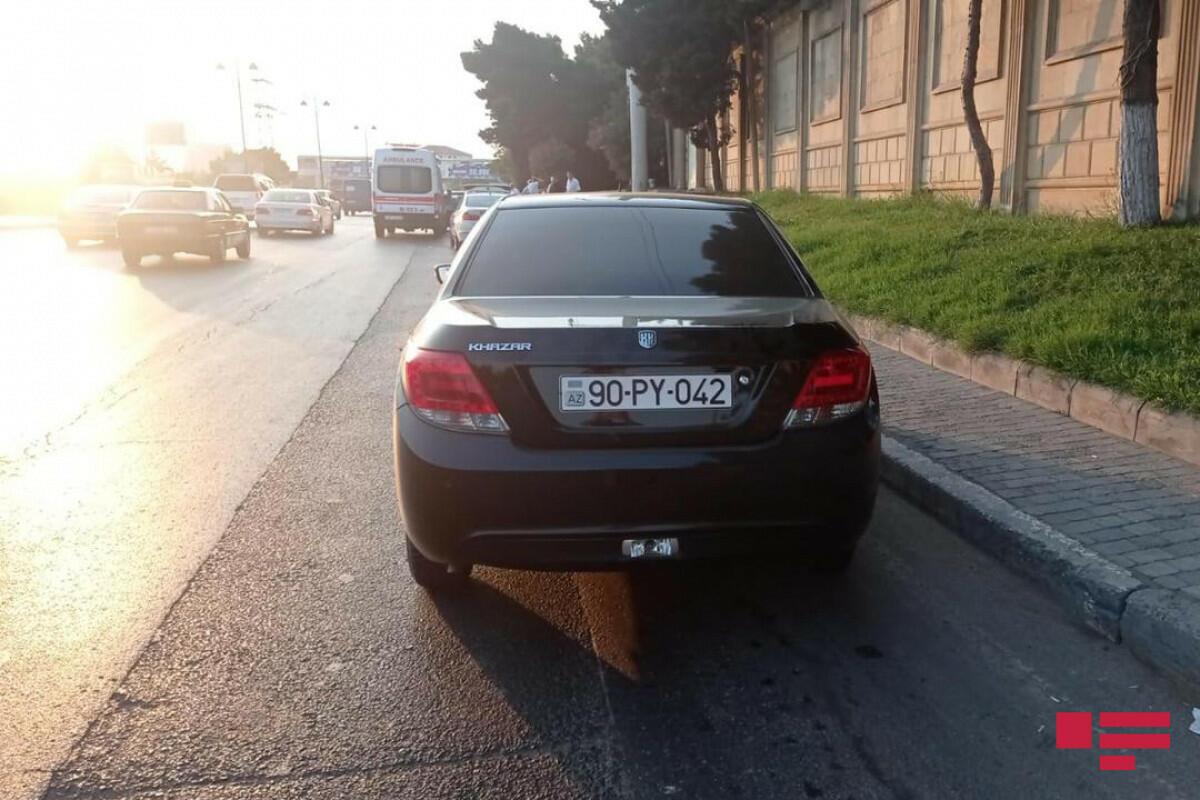 В Баку свадебный кортеж устроил крупное ДТП