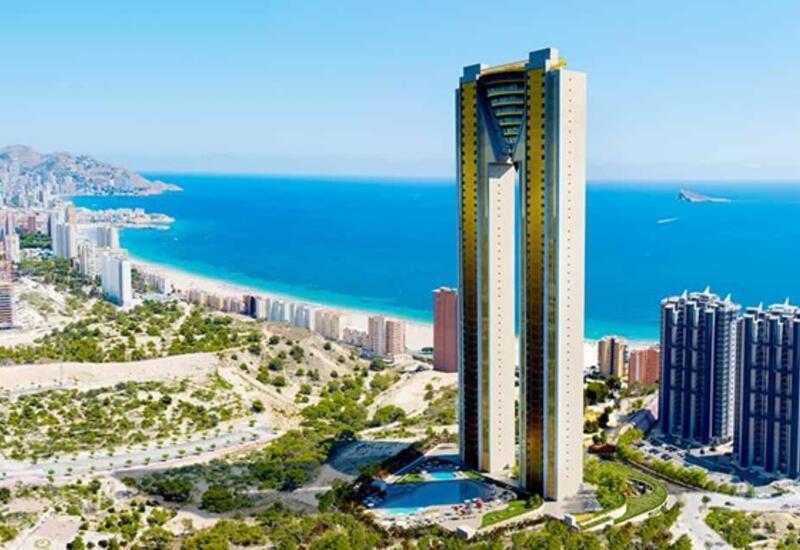 В Испании закончили строить самый высокий жилой дом в ЕС