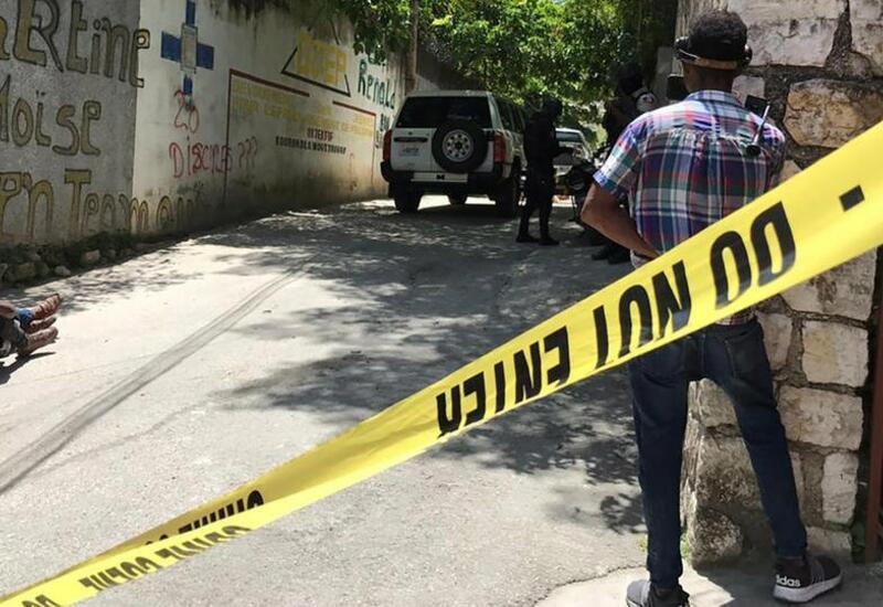Полиция Гаити задержала еще троих подозреваемых в убийстве президента страны