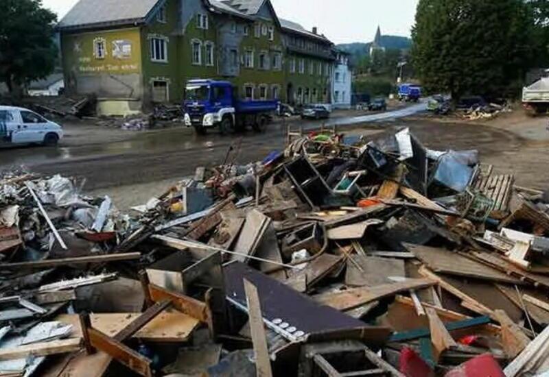 Наводнение в Германии: надежды найти выживших тают