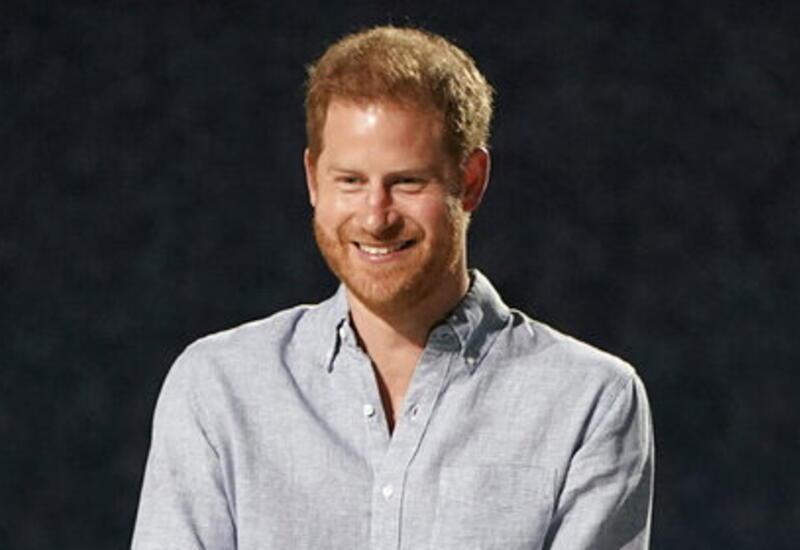 Принц Гарри получил аванс в 20 миллионов долларов