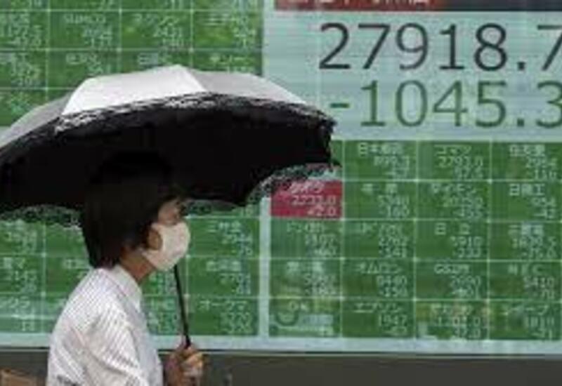 Азиатские биржи боятся ковида