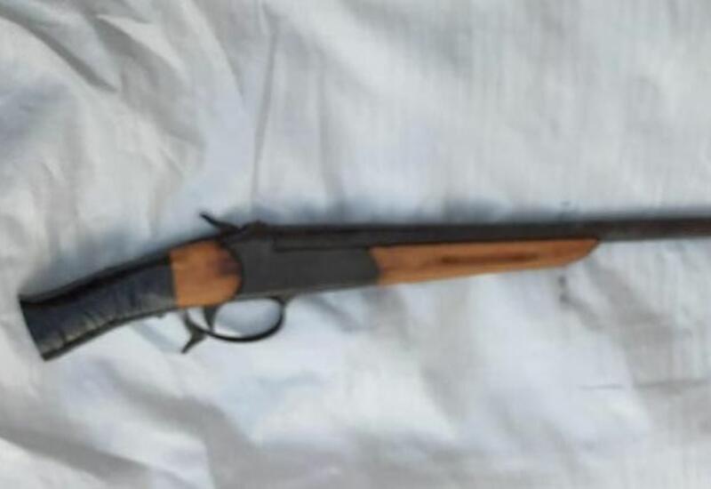 У жителя Мингячевира изъято огнестрельное оружие