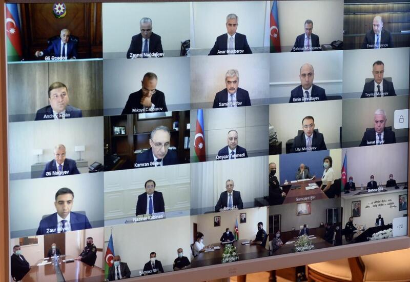 Состоялось республиканское совещание Оперативного штаба