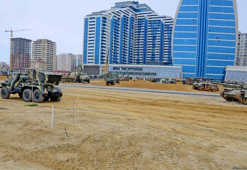Минкультуры о работе над созданием Музея Победы и Мемориального комплекса Отечественной войны Азербайджана
