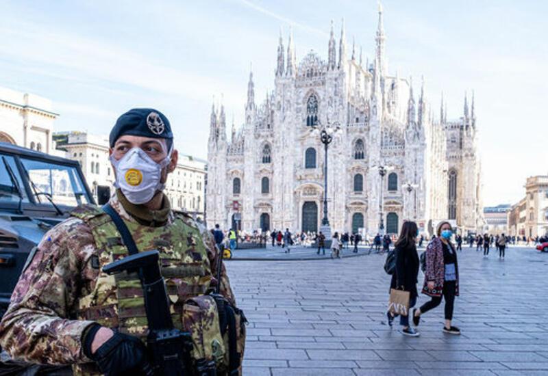 В Италии продлят режим чрезвычайной ситуации