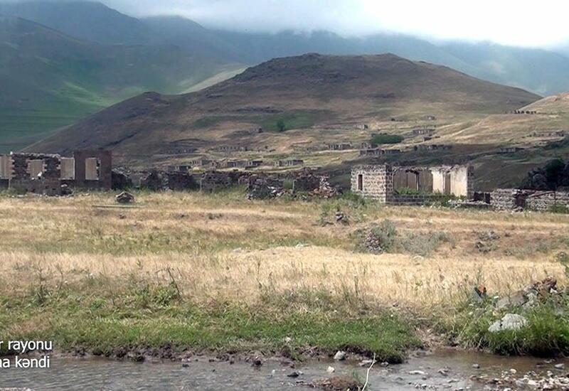 Село Безирхана Кельбаджарского района