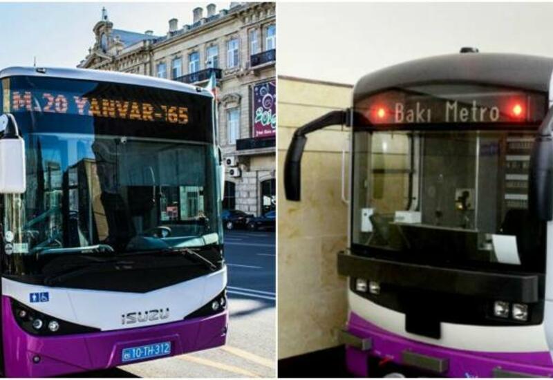 Продлен запрет на работу общественного транспорта по выходным