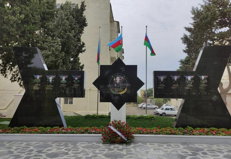 В Баку открылся парк имени генерала Полада Гашимова