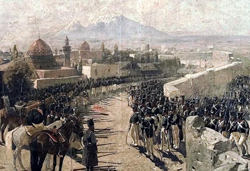 Тайны Еревана: уничтоженные азербайджанские мечети, крепости и архитектура
