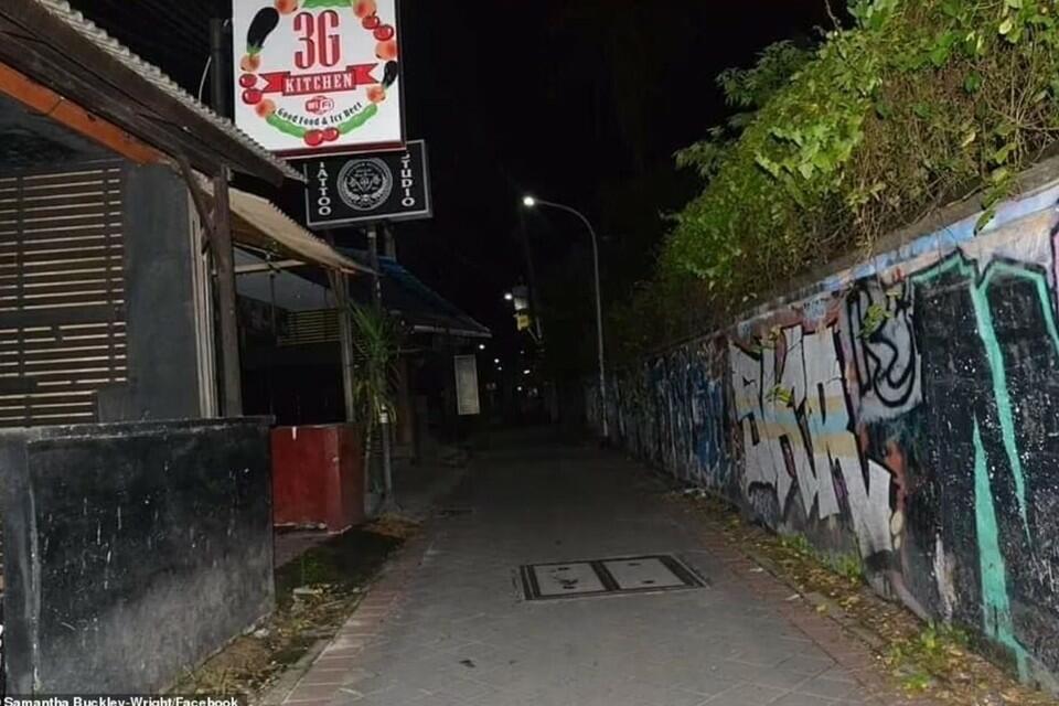 Опубликованы жуткие фото заброшенных туристических улиц Бали