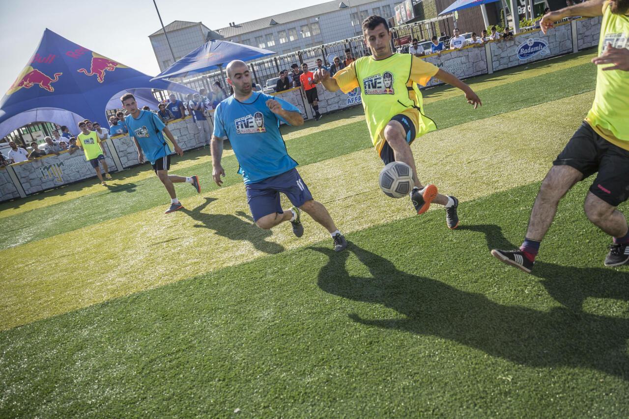 Турнир «Red Bul Neymar Jr's Five» вновь в Азербайджане
