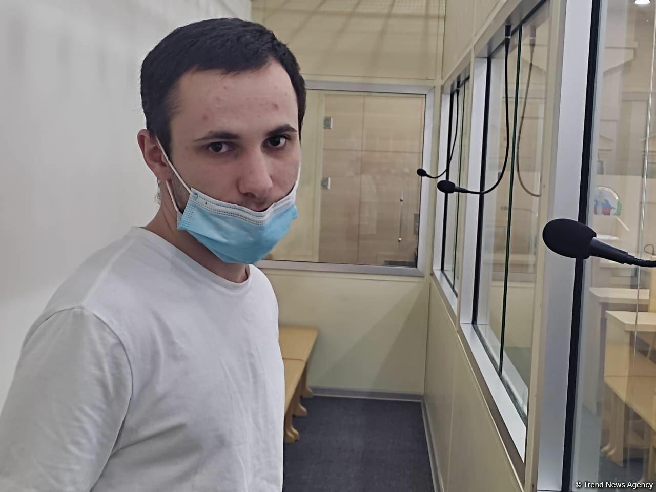 Суд в Баку вынес приговор наемнику, воевавшему в Карабахе