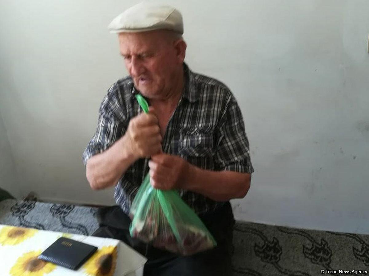 По инициативе депутата Севиль Микаиловой в Худате розданы праздничные подарки по случаю Гурбан байрамы