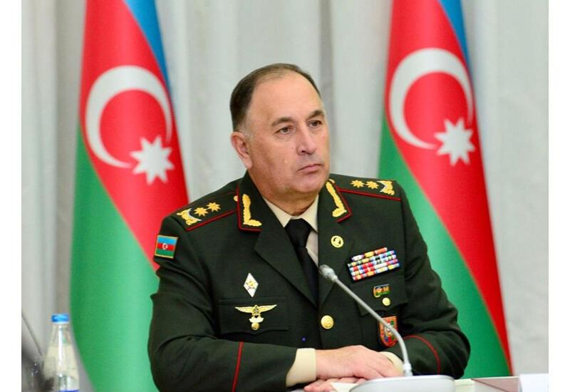 Керим Велиев назначен начальником Генштаба азербайджанской армии